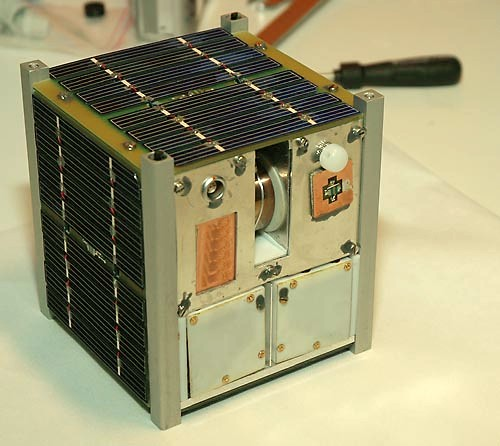 CubeSat photo from Wikipedia