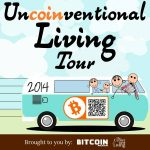 """Uncoinventional"" Family on Bitcoin Only Cross Country Tour to Visit Ohio's Bitcoin Boulevard"