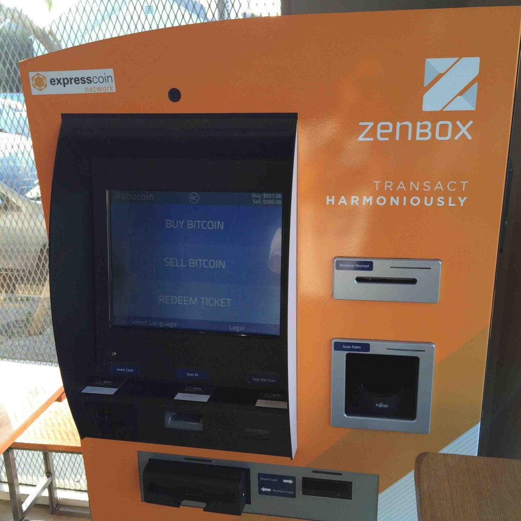 New Bitcoin ATM lands in Southern California