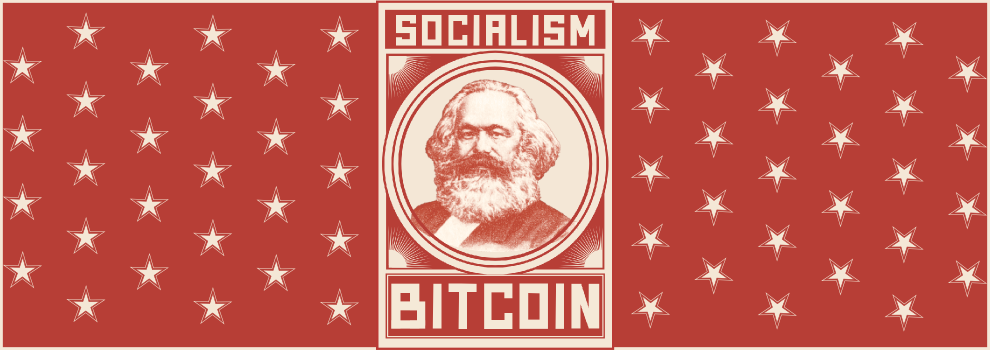 Bitcoin and Marx's Theory of History
