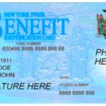 EBT Card - NY