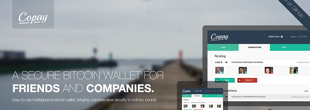 BitPay Releases Copay Beta – A New Multi-signature Wallet