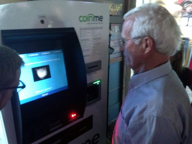 Coinme Bitcoin ATM Purchase