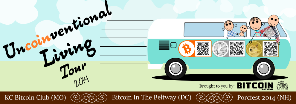 Family of Four Travels Across the Country Solely Living Off Bitcoin
