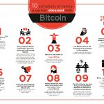 10 Symptoms of having a partner obsessed with Bitcoin [infographic]