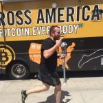 Bitcoin Evangelist Jason King runs 3,237 miles to promote cryptocurrency